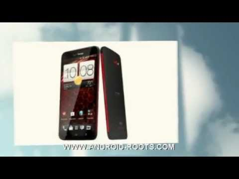 How to root HTC Droid DNA - Rooting HTC Droid DNA