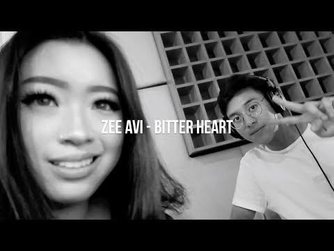 Bitter Heart - Zee Avi ( cover ) ft. Ardhito Pramono | Marcella Febrianne