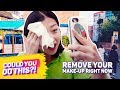 Remove Your Makeup Right Now | COULD YOU DO THIS?! | Koreaboo Studios