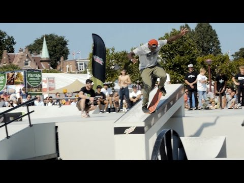 Pro Demo and Best Tricks Dew Tour Am Series 2016