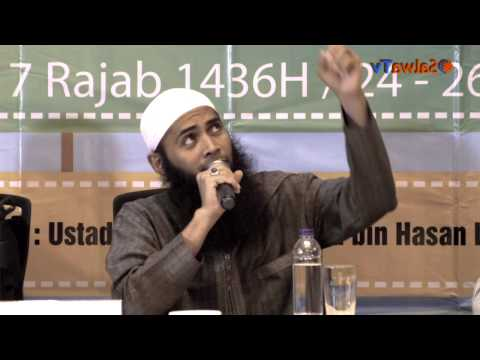 Muslim Family Day Out - Sesi 8 - Closing - Ustadz DR.Syafiq Bin Riza Basalamah