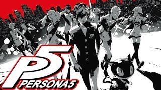 🔴 FIRST-TIME PERSONA (100% PLAYTHROUGH) | PERSONA 5