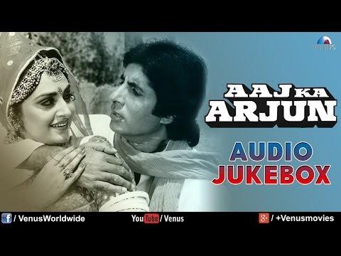 Aaj Ka Arjun Audio Jukebox | Amitabh Bachchan Jayaprada |