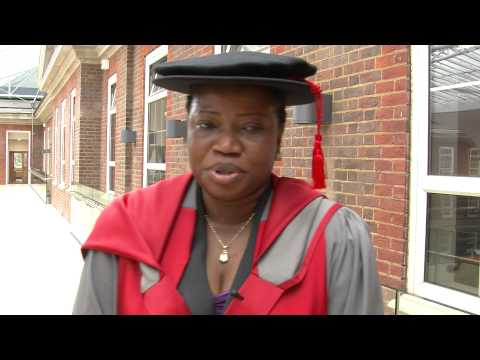 International Criminal Court Chief Prosecutor honoured by Middlesex University
