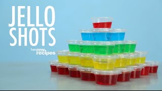 How to Make Jello Shots  | MyRecipes