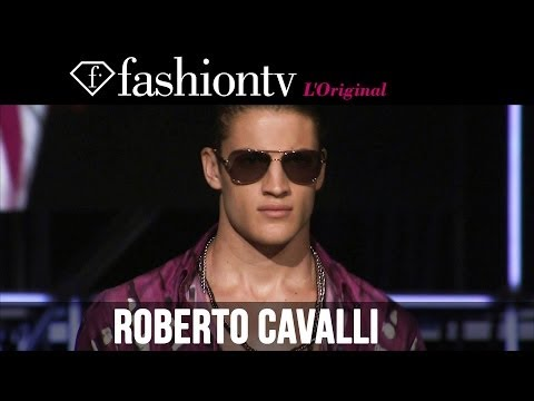 Roberto Cavalli Men Spring/Summer 2015 | Milan Men's Fashion Week | FashionTV
