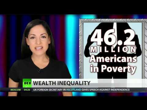 The Resident: Wealth inequality growing epically