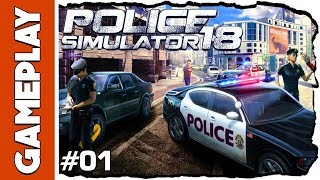 Incrível Jogo Policial - Police Simulator Patrol Duty