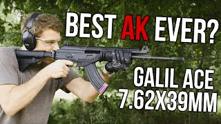 Galil ACE 800+ Round Rifle Review. The BEST AK EVER ???