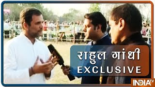 PM Modi's game over: Rahul Gandhi Ahead Of Lok Sabha Election Results | IndiaTv Exclusive Interview