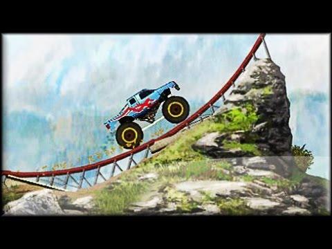 Monster Trucks Nitro 2 - Flash Game Preview