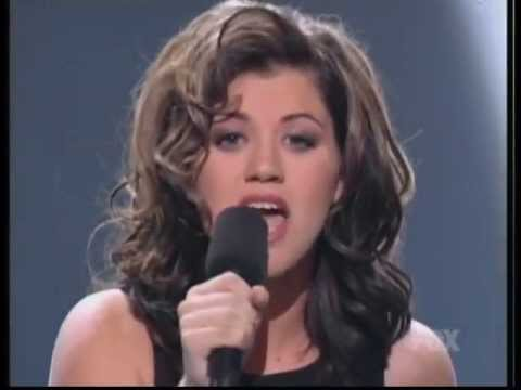 Kelly Clarkson - Before Your Love (2nd) - AI Finale - 2002 #1