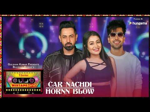 Car Nachdi/Hornn Blow/Punjabi/ Full Song With Lyrics |Gippy Grewal Harrdy Sandhu & Neha Kakkar thumbnail
