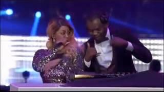 Dj Ganyani Ft Layla Talk To Me Live At Mma Awards 2016