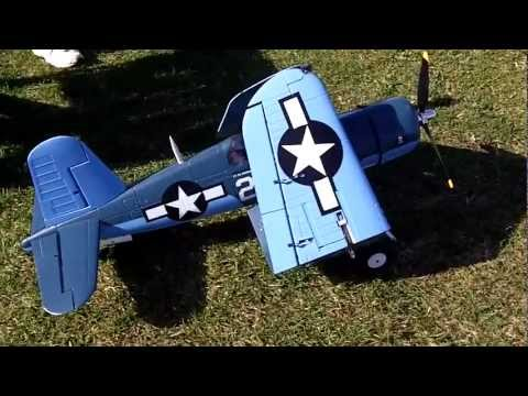 Banana Hobby Super F4U Corsair RC Plane 63
