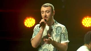 Download Lagu Sam Smith - Too Good At Goodbyes (Live In Melbourne) Gratis STAFABAND