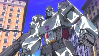 Transformers: Devastation (PS4) - Chapter 1 City of Steel