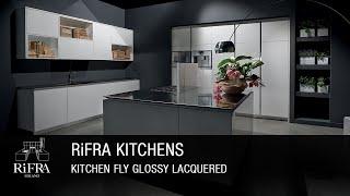 RiFRA kitchen FLY Design's Lightness