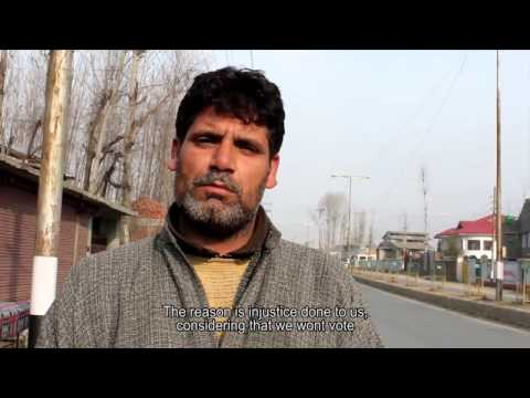 Listening to voters in Kashmir: Shafat from Anantnag (3)