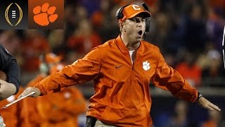 "Dabo Swinney On Not Allowing ""NOTs"" 