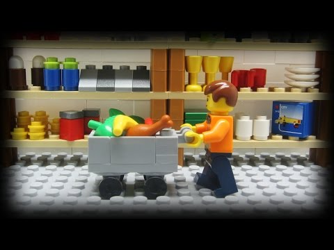 Lego Shopping