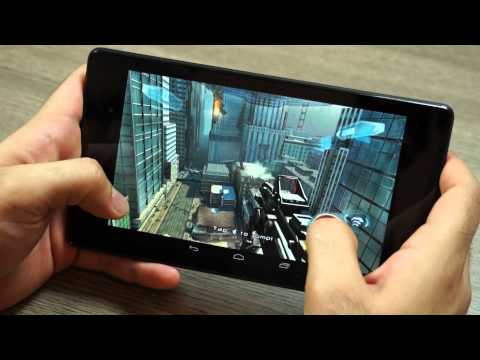 Google Nexus 7 2013 ( 2nd Gen New ) Gaming Review - Best Gaming Tablet - iGyaan