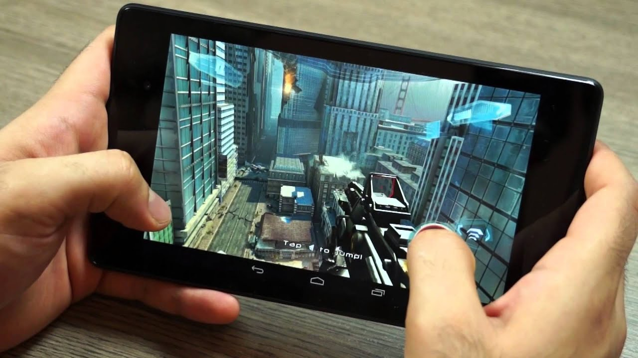 good games for tablets free