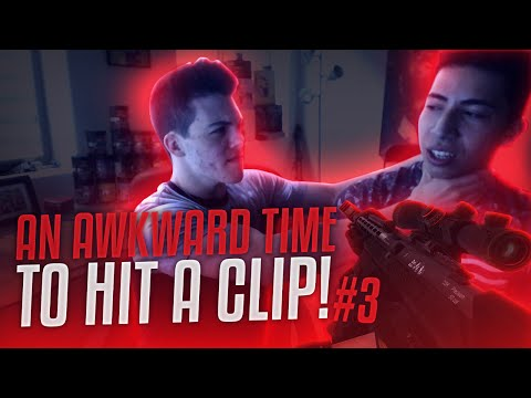 An Awkward Time To Hit a Clip...#3