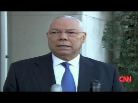 "Colin Powell destroys both ""Joe the Plumber"" and McCain s Campaign while endorsing Obama!"