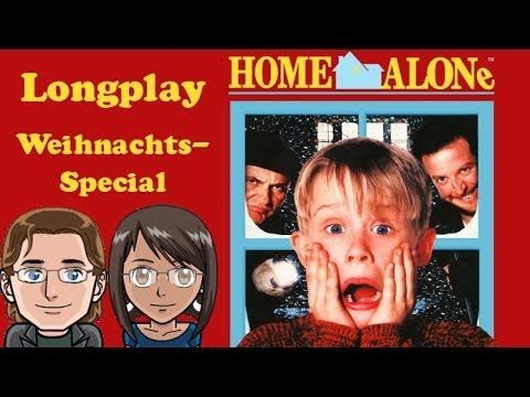 Let's Play Home Alone (NES) / Kevin Allein Zu Hause - Longplay - [Deutsch/German]