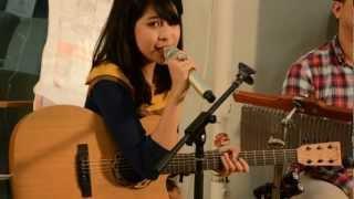 download lagu Maudy Ayunda - Perahu Kertas At Ganaskustik Genfm gratis