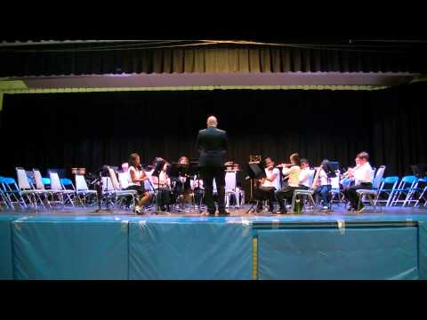 Quest of the Black Knight - Christian Liberty Academy Middle School Band