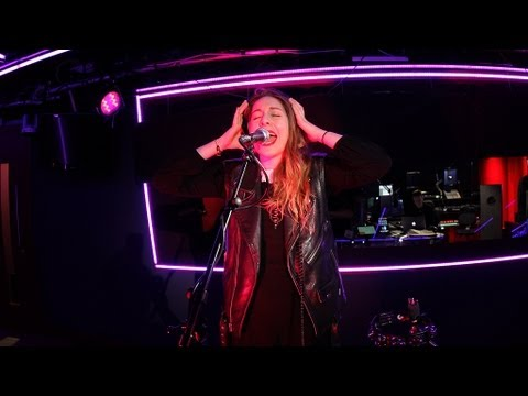 HAIM cover Miley Cyrus' Wrecking Ball in the Live Lounge