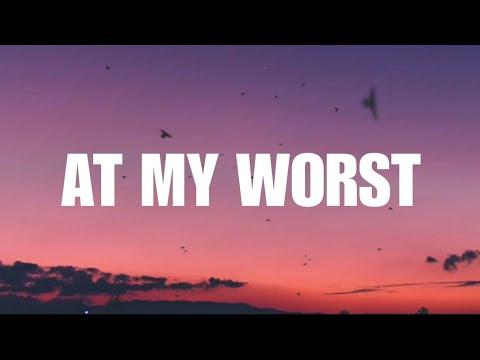 Download Lagu Pink sweat$..AT MY WORST ( 1 HOUR ) WITH  LYRICS...mp3