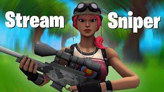 Ik Stream Snipte BaartArmy en SETH (custom matches)