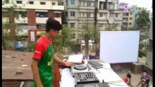 Sound check (Dj Eyasin) Bangladesh vs india final