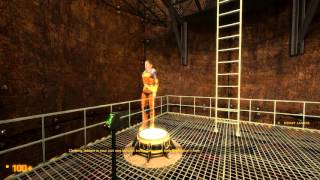 Black Mesa - Hazard Course [Full Playthrough]