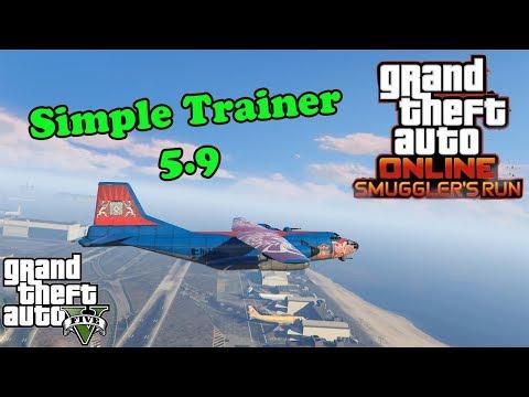 Simple Trainer 5.9