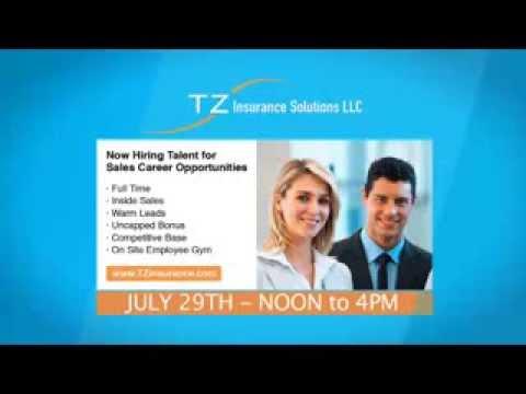 TZ Insurance Open House  JULY 29TH 2015