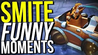 SMITE RACER RUMBLE IS SO BROKEN! (Smite Funny Moments)