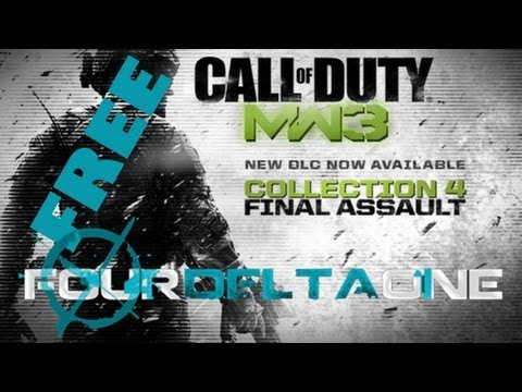 Modern Warfare 3 Final Assault Mappack 4 kostenlos FREE Four Delta One Installations Tutorial [HD]