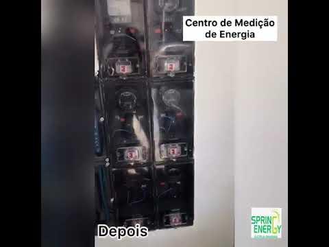 EDIFÍCIO REMANSO - ADEQUAÇÃO ELÉTRICA - SPRING ENERGY