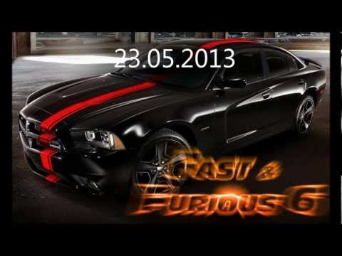 FAST & FURIOUS SIX SOUNDTRACK / TRAILER - 23.05.2013 / Music Videos