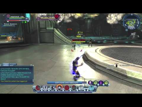 dcuo best electric dps dot loadout guide updated july 2014 after