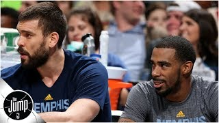 Potential trade destinations for Mike Conley and Marc Gasol | The Jump