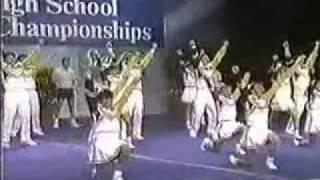 Christian Brothers High School - 1992 Cheerleading