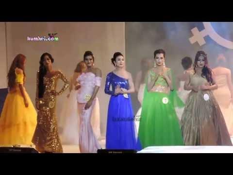 Miss Manipur Queen 2016 Top 10 Finalist
