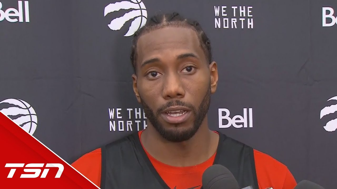 Kawhi Leonard explains how the Raptors' versatility will make them dangerous