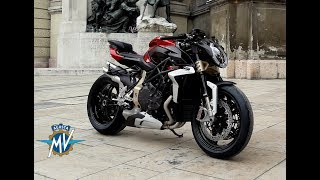 MV Agusta Brutale 1000 Serie Oro - State of the Art - Beast in Hungary