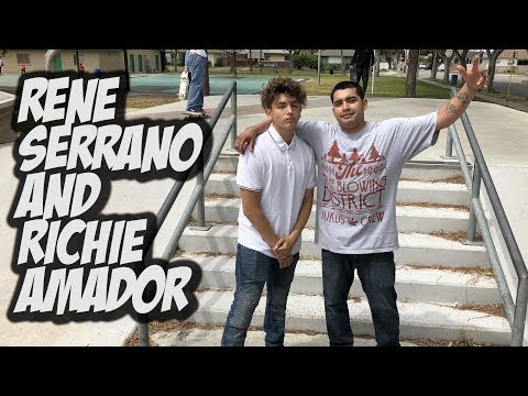 RENE SERRANO AND RICHIE AMADOR RETURN !!! - NKA VIDS -